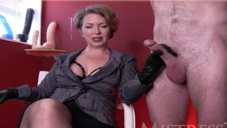 Mistress T - Sex Slave To Serve Male